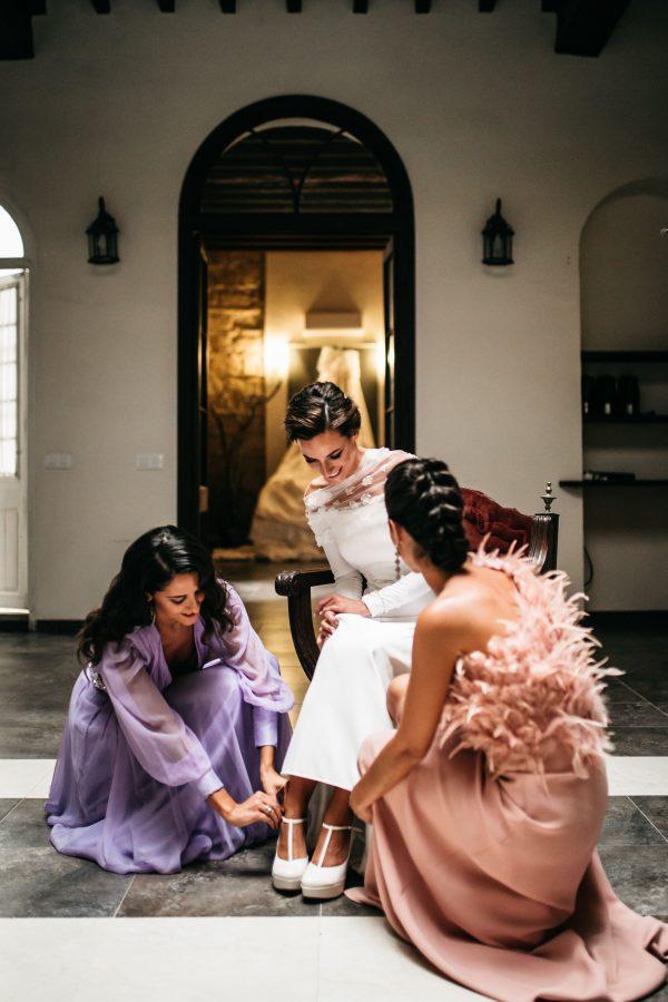 Recogidos para bodas