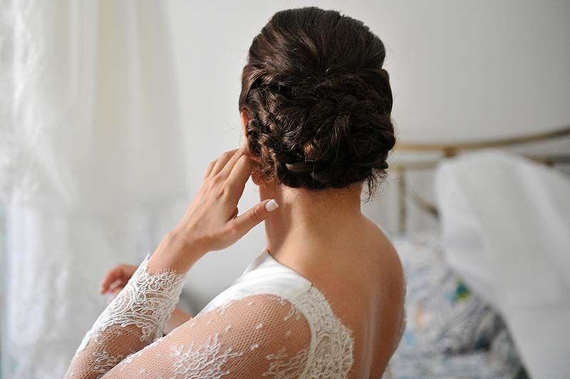 Peinado y maquillaje para novias e invitadas