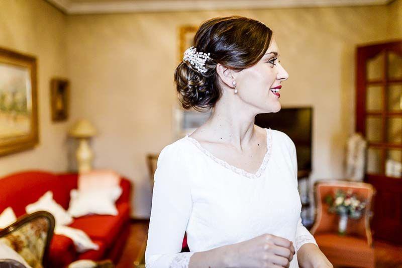Peinados y maquillajes para invitadas y novias