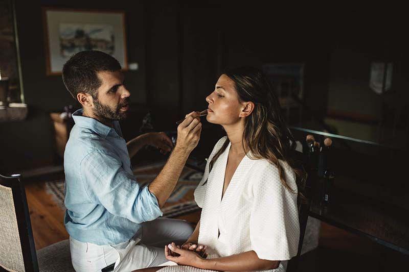 Peinado y maquillaje para invitadas y novias