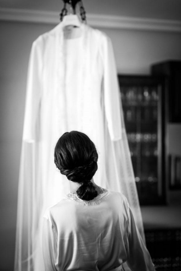 Recogido para novia
