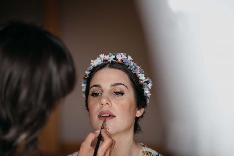 Maquillaje y Peluquería para novias
