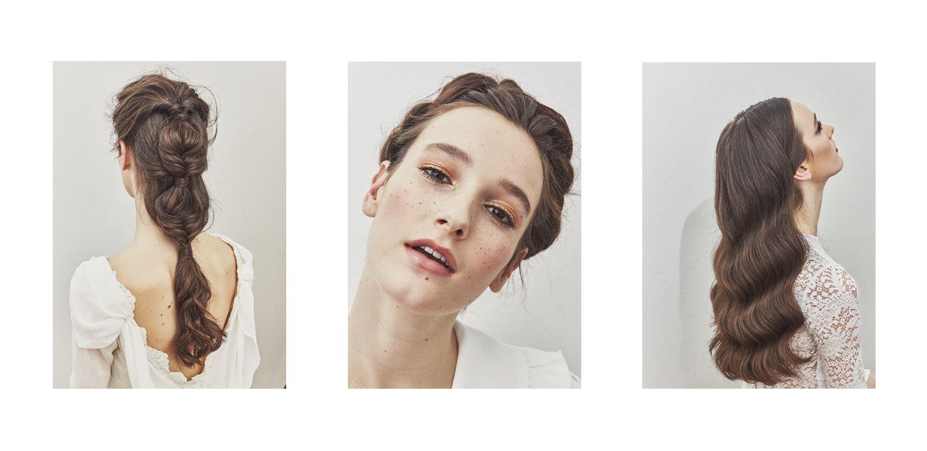 Nuevas Tendencias Maquillaje Y Recogidos Para Novia 2019 Oui Novias