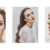 Nuevas tendencias maquillaje y recogidos para novia 2019