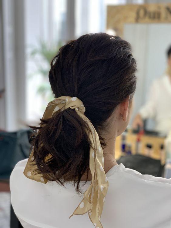 Peinado para pelo corto