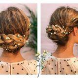 Los 5 peinados con flores que querrás lucir SÍ o SÍ en tu boda