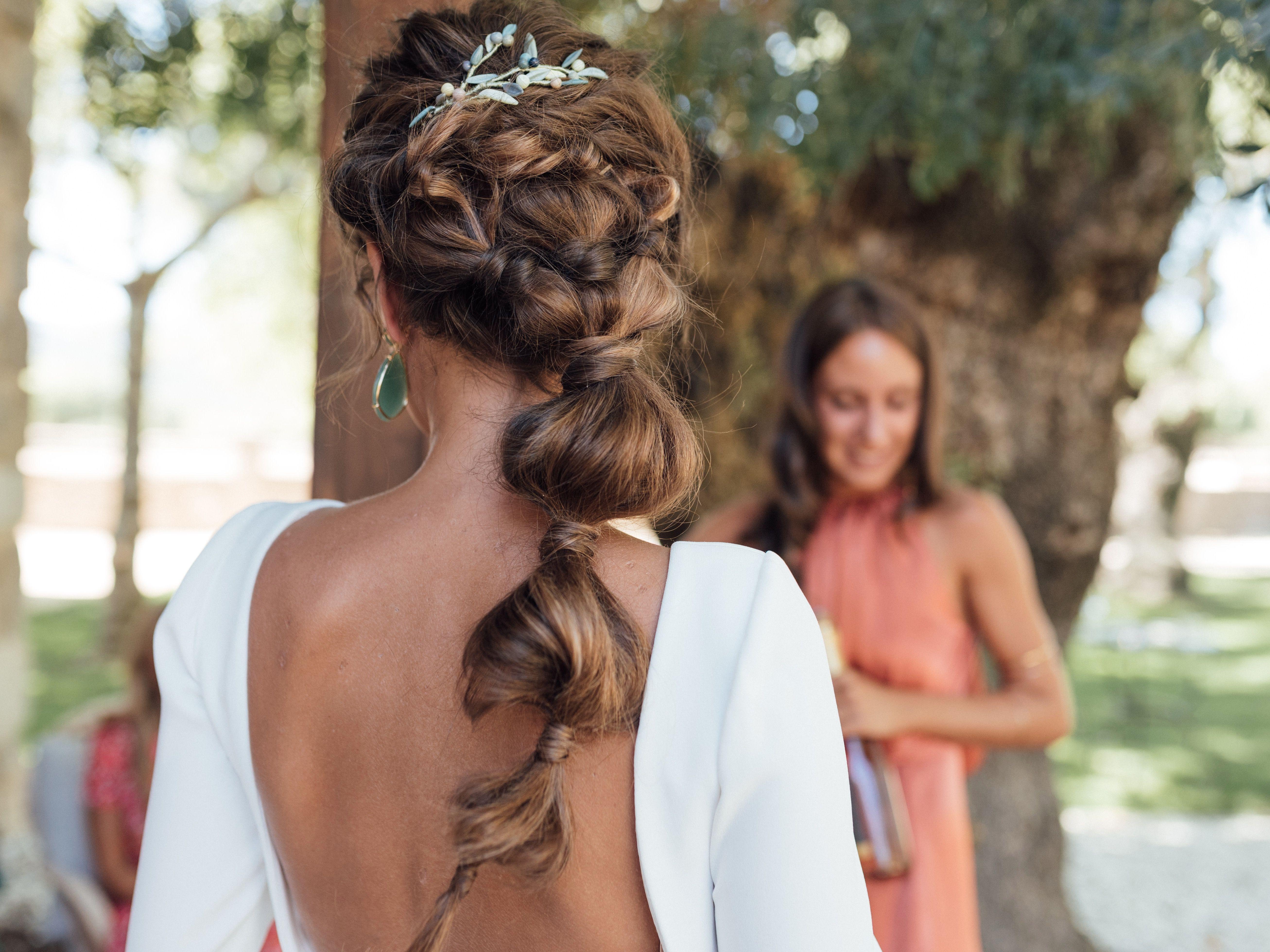peinado oui novias
