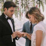 5 Peinados ideales para bodas civiles